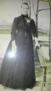mormor johanna foto